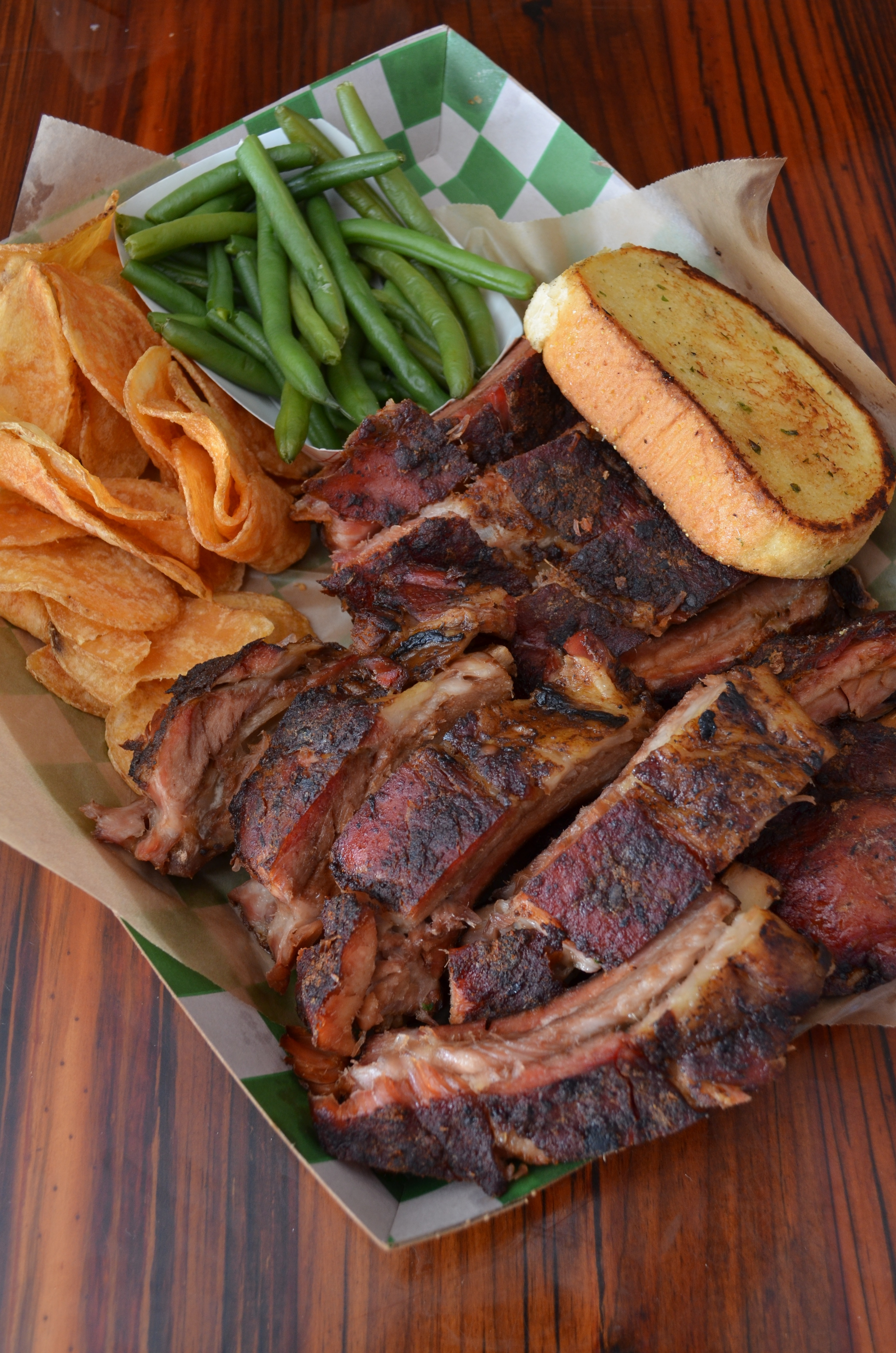 For the Love of Pork: Snook Haven Does Barbecue Best