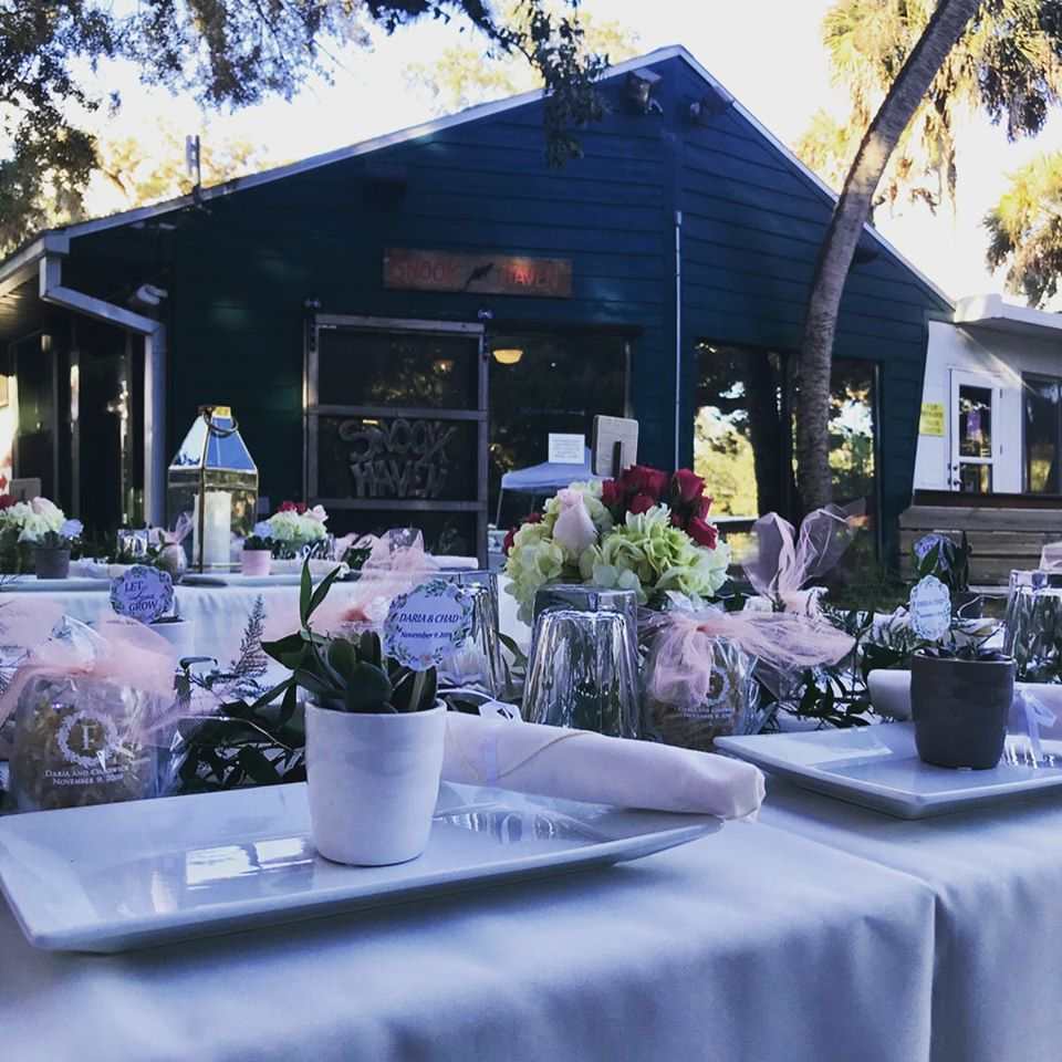 #ChadandDaria: Wedding at Snook Haven!