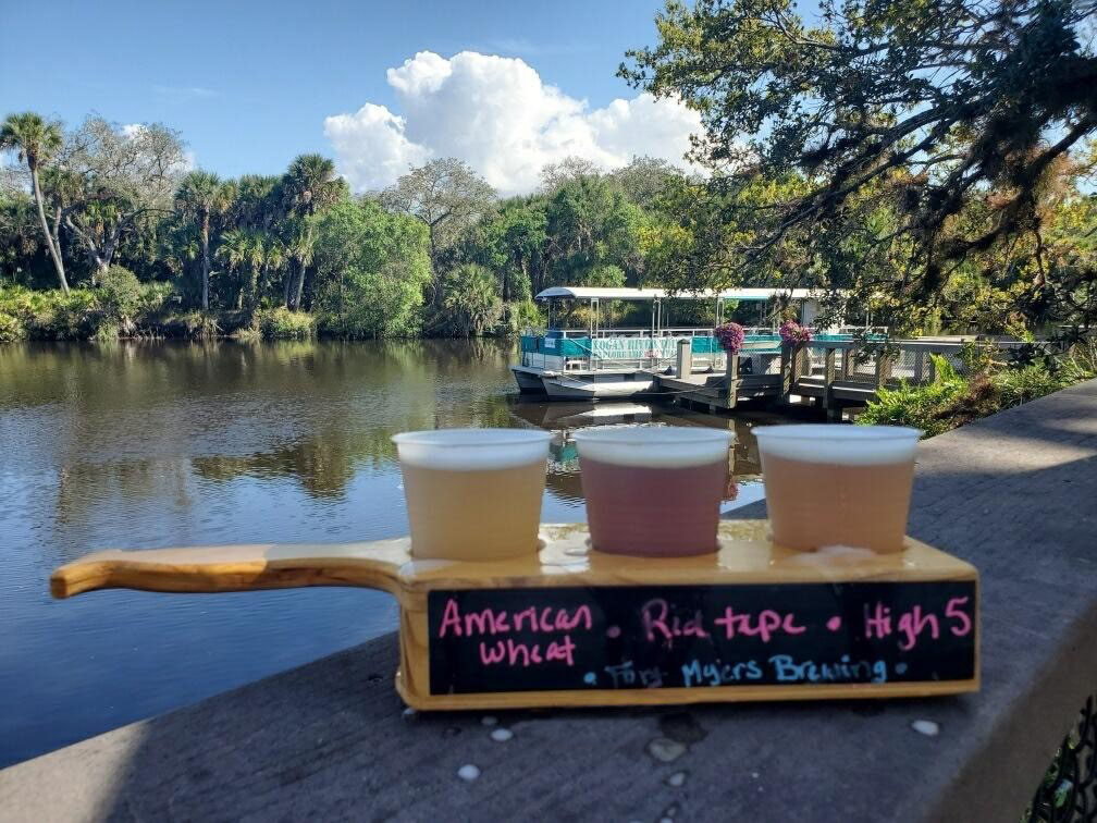 Seasonal Beer Flight: Fort Myers Brewing