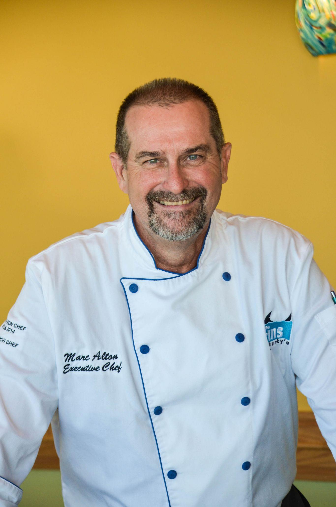 Vote Marc Alton as 2021's World's Favorite Chef!