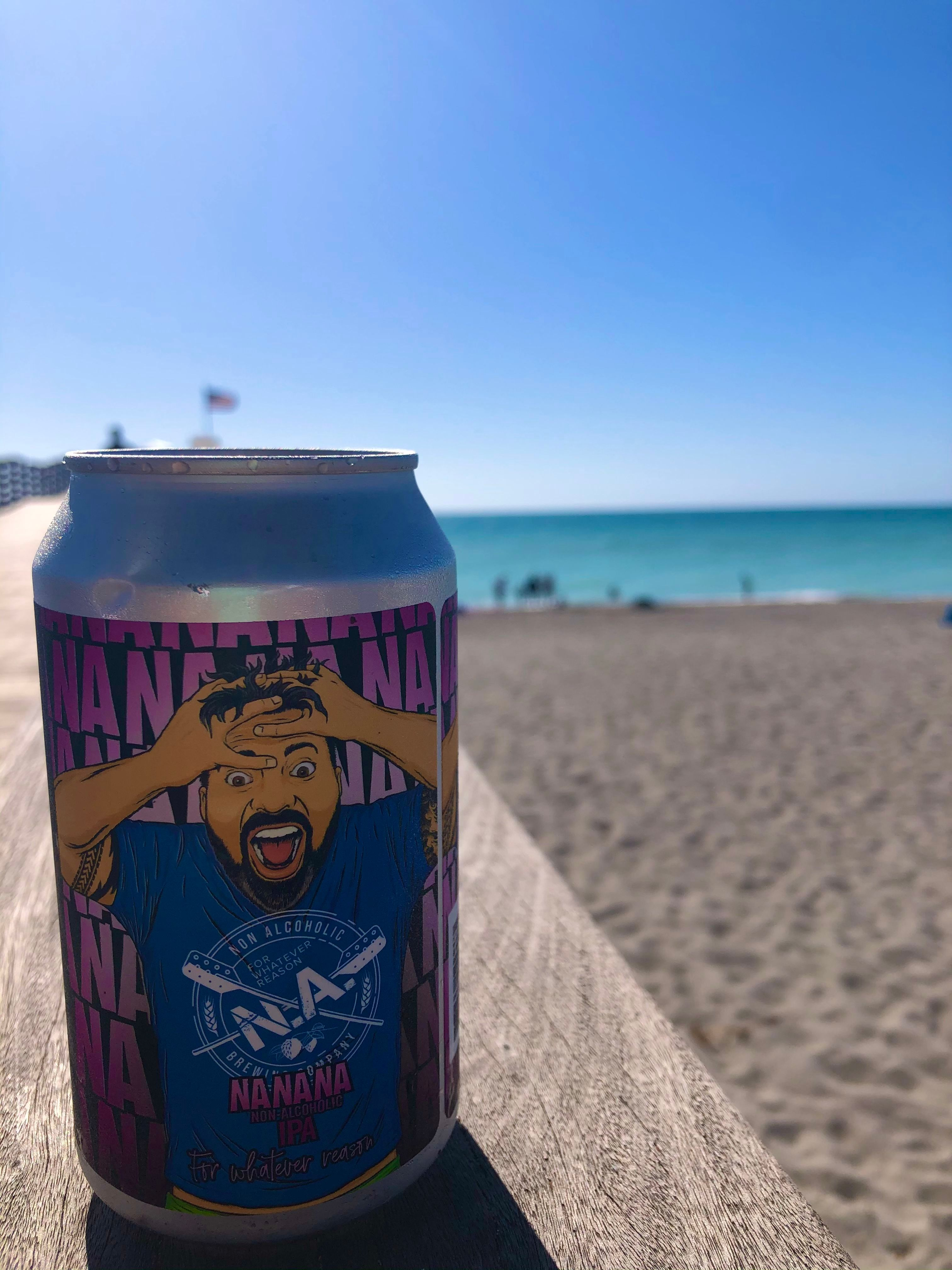 Introducing Florida's First Non-Alcoholic Craft Beer!