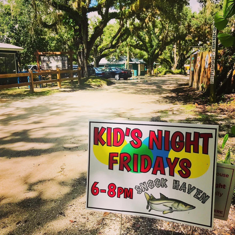 Kids' Night Returns Friday, June 18th