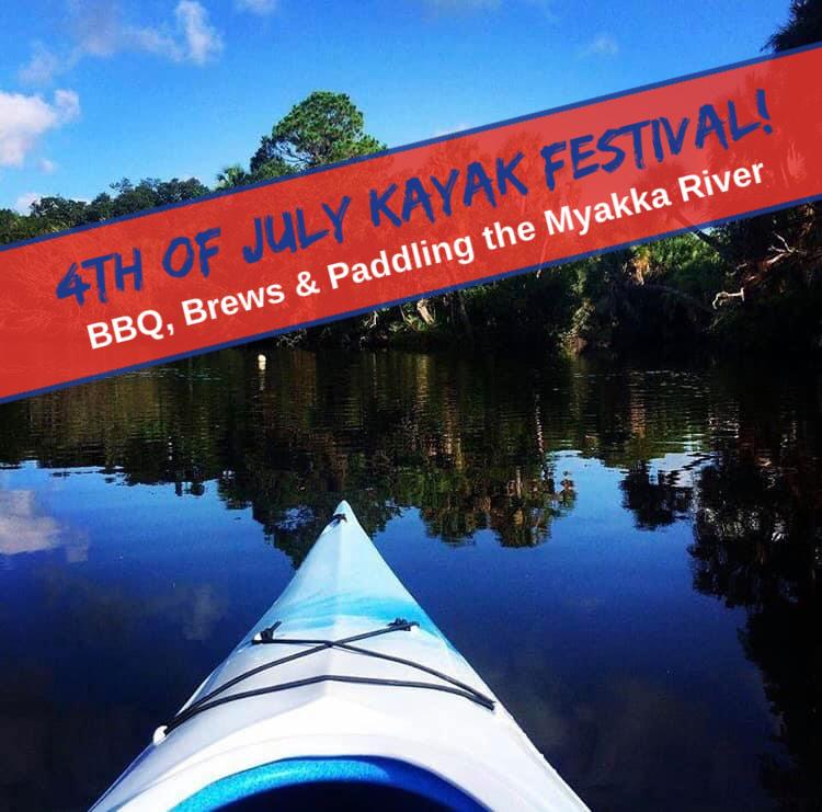 4th of July Kayak Festival