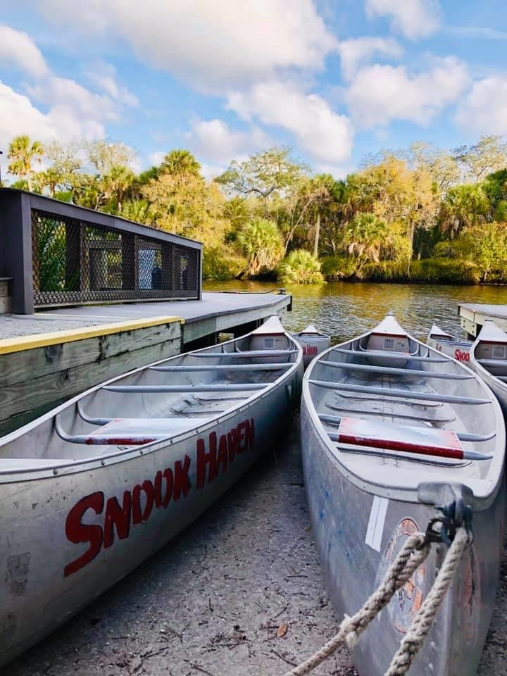 Snook Haven Canoes